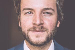 Julius Tröger macht aus Daten Geschichten. (Foto:  Matthias Piket)