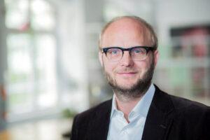 David Schraven schiebt mit drei Millionen Euro im Rücken investigative Recherchen an. (Foto: Ivo May)