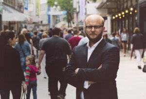 David Schraven, Redaktionsleiter von Corret!v