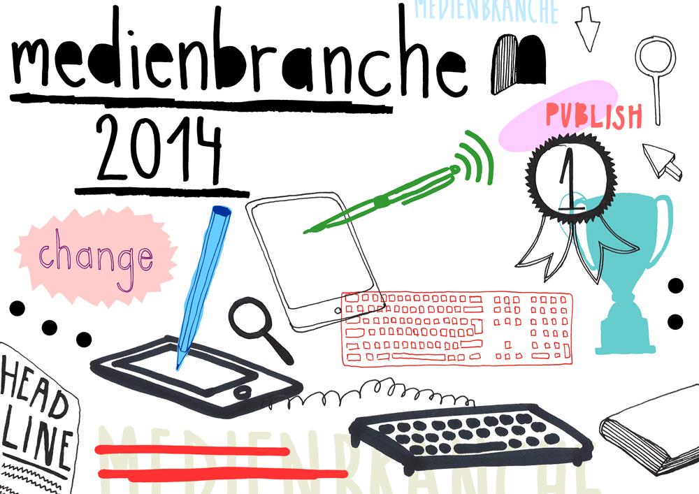 Medienbranche 2014, unser Dossier zum Jahreswechsel