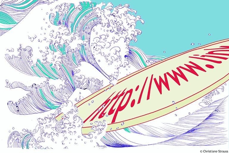 Linktipps vom Pazifik