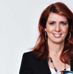 Wieder zurück auf dem Bildschirm: Journalistin Monica Lierhaus. (Foto: Sky)