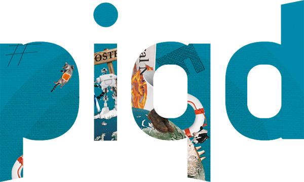 Logo von piqd