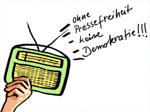 """Aus der Illustration zum Dossier  """"Die Stunde Null"""" (Bild: Rita Kohel)"""
