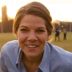 Tabea Grzeszyk ist eine der Gründerinnen von hostwriter.org.